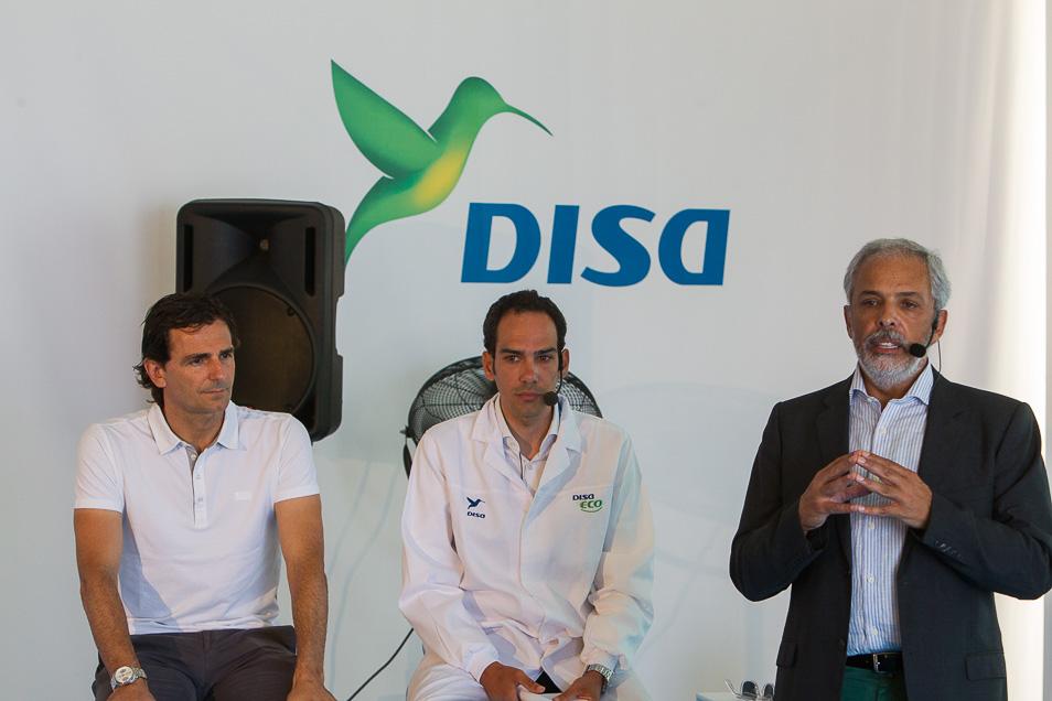 DISA Eco 2016