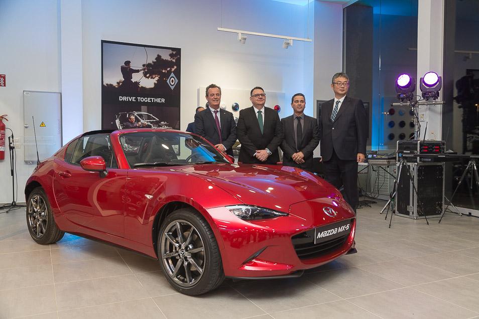 Mazda Canarias
