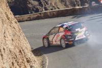Rally Islas Canarias 2017 - Shakedown