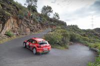 Rally Islas Canarias 2019 Shakedown