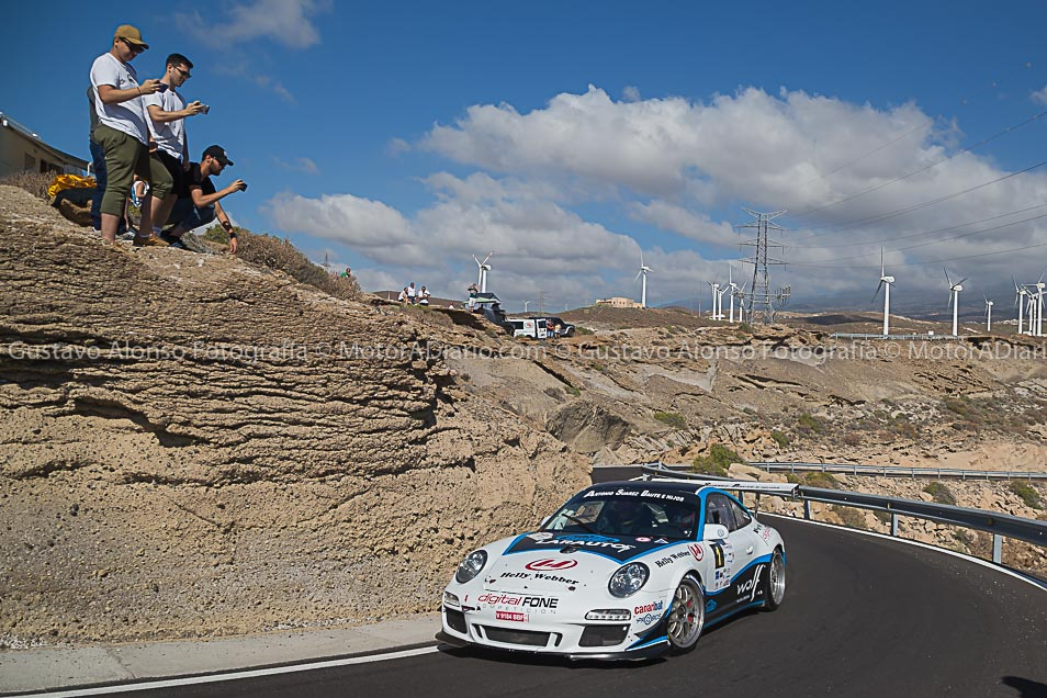 Rally Villa de Granadilla 2019