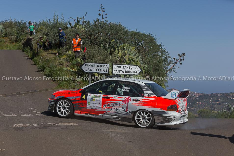 Rally Villa de Santa Brígida 2019