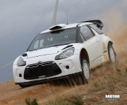 Test Citroen DS3 WRC