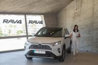 Toyota Rav4 Presentación 2019
