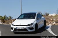 VW Scirocco R 2015