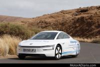VW XL1 2015