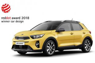 Kia triunfa en los Red Dot Awards