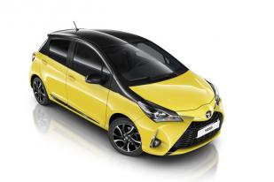 Yaris Color Edition
