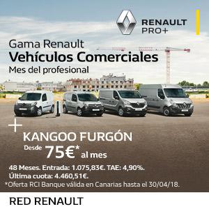 Renault Comerciales Abr18