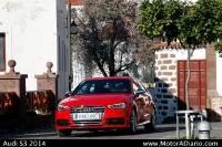 Audi S3 2014