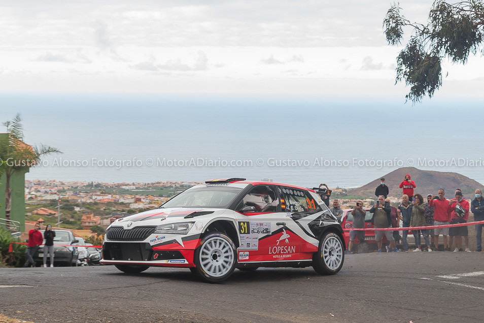 Rally Isla Tenerife 2021