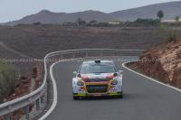 Rally Islas Canarias 2020 I Test