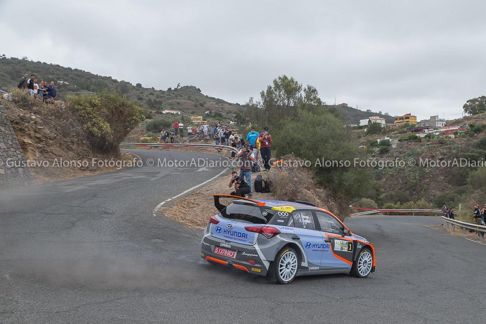 Rally Villa de Santa Brígida 2020