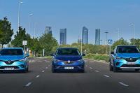 Renault Gama E-Tech 2020